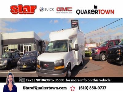 2020 GMC Savana 3500 4x2, Supreme Spartan Service Utility Van #Q50061 - photo 1