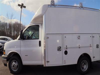 2020 GMC Savana 3500 4x2, Supreme Spartan Service Utility Van #Q50061 - photo 5