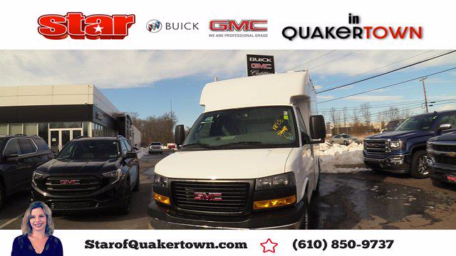 2020 GMC Savana 3500 4x2, Supreme Cutaway Van #Q50063 - photo 1