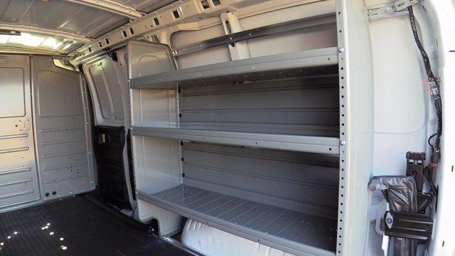 2020 GMC Savana 2500 4x2, Adrian Steel Upfitted Cargo Van #Q50072 - photo 10