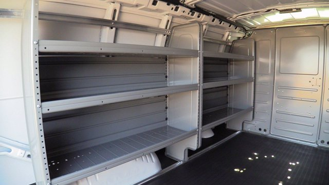 2020 GMC Savana 2500 4x2, Adrian Steel Upfitted Cargo Van #Q50072 - photo 11