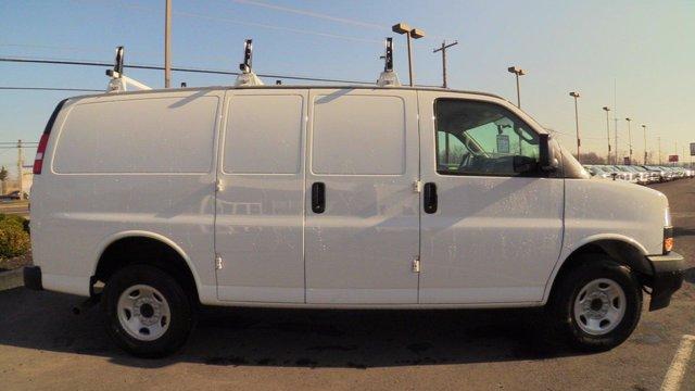 2020 GMC Savana 2500 4x2, Adrian Steel Upfitted Cargo Van #Q50072 - photo 17
