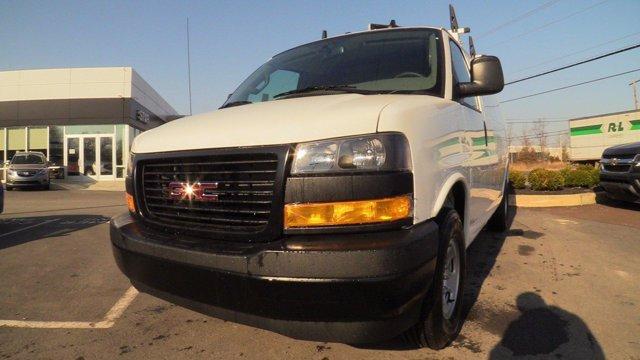 2020 GMC Savana 2500 4x2, Adrian Steel Upfitted Cargo Van #Q50072 - photo 3