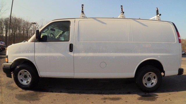 2020 GMC Savana 2500 4x2, Adrian Steel Upfitted Cargo Van #Q50072 - photo 6