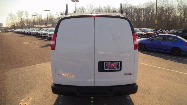 2020 GMC Savana 2500 4x2, Adrian Steel Upfitted Cargo Van #Q50072 - photo 7