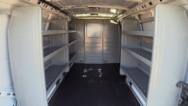 2020 GMC Savana 2500 4x2, Adrian Steel Upfitted Cargo Van #Q50072 - photo 2