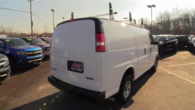 2020 GMC Savana 2500 4x2, Adrian Steel Upfitted Cargo Van #Q50072 - photo 16