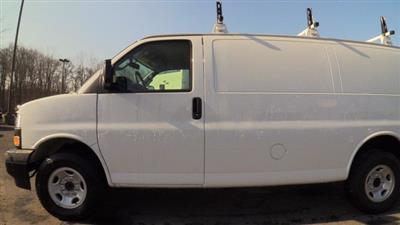 2020 GMC Savana 2500 4x2, Adrian Steel Upfitted Cargo Van #Q50072 - photo 5