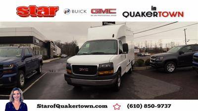 2020 GMC Savana 3500 4x2, Unicell Aerocell CW Cutaway Van #Q50077 - photo 1