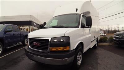 2020 GMC Savana 3500 4x2, Unicell Aerocell CW Cutaway Van #Q50077 - photo 3