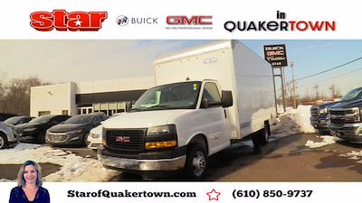 2020 GMC Savana 4500 DRW 4x2, Bay Bridge Cutaway Van #Q50083 - photo 1