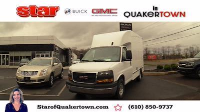 2020 GMC Savana 3500 4x2, Unicell Aerocell CW Cutaway Van #Q50087 - photo 1