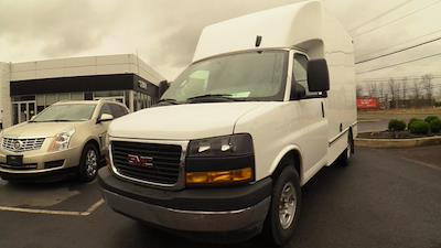 2020 GMC Savana 3500 4x2, Unicell Aerocell CW Cutaway Van #Q50087 - photo 3