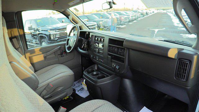 2021 GMC Savana 3500 4x2, Supreme Spartan Service Utility Van #Q51006 - photo 27