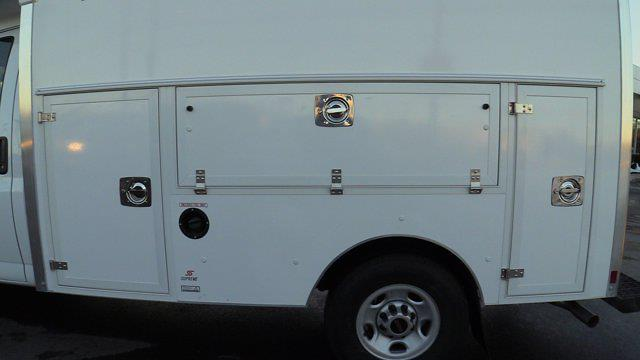 2021 GMC Savana 3500 4x2, Supreme Spartan Service Utility Van #Q51006 - photo 7