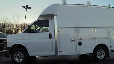 2021 GMC Savana 3500 4x2, Supreme Spartan Service Utility Van #Q51006 - photo 6