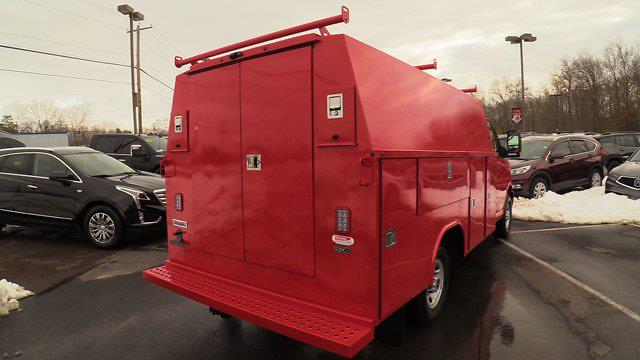 2021 GMC Savana 3500 4x2, Reading Service Utility Van #Q51010 - photo 1
