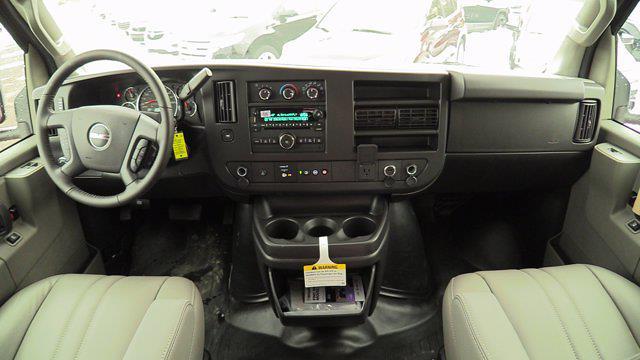 2021 GMC Savana 3500 4x2, Reading Service Utility Van #Q51010 - photo 29