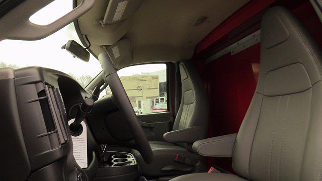 2021 GMC Savana 3500 4x2, Reading Service Utility Van #Q51010 - photo 32