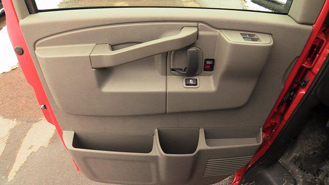 2021 GMC Savana 3500 4x2, Reading Service Utility Van #Q51010 - photo 34
