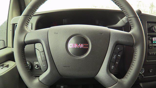 2021 GMC Savana 3500 4x2, Reading Service Utility Van #Q51010 - photo 36