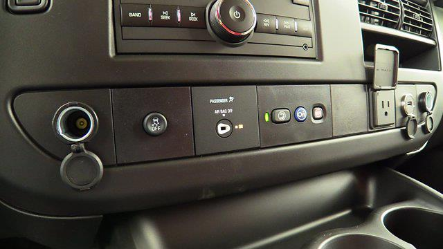 2021 GMC Savana 3500 4x2, Reading Service Utility Van #Q51010 - photo 43