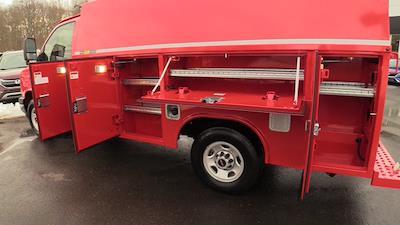 2021 GMC Savana 3500 4x2, Reading Service Utility Van #Q51010 - photo 12