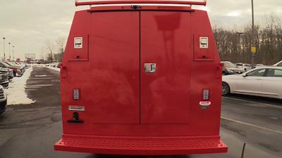 2021 GMC Savana 3500 4x2, Reading Service Utility Van #Q51010 - photo 14