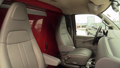 2021 GMC Savana 3500 4x2, Reading Service Utility Van #Q51010 - photo 30