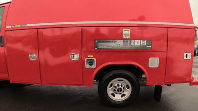 2021 GMC Savana 3500 4x2, Reading Service Utility Van #Q51010 - photo 7