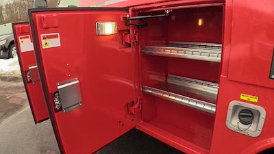2021 GMC Savana 3500 4x2, Reading Service Utility Van #Q51010 - photo 9