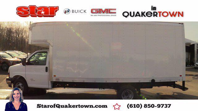 2021 GMC Savana 4500 DRW 4x2, Dejana Cutaway Van #Q51013 - photo 1