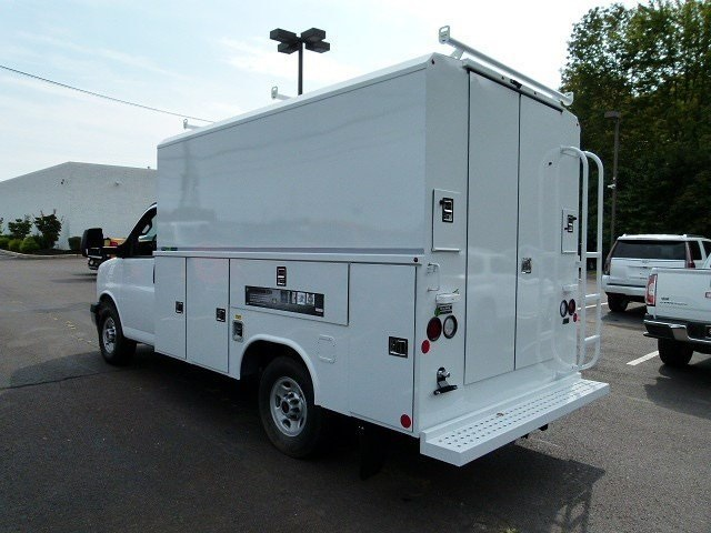 2017 Savana 3500 Service Utility Van #Q57052 - photo 5