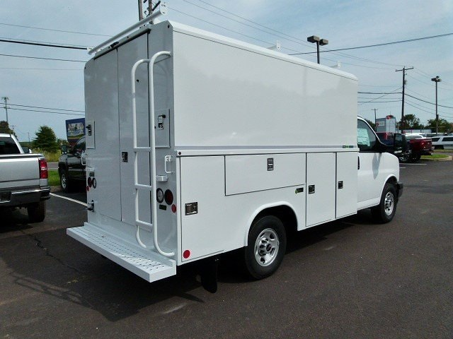 2017 Savana 3500 Service Utility Van #Q57052 - photo 2