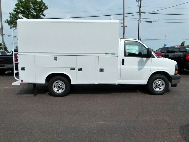 2017 Savana 3500 Service Utility Van #Q57052 - photo 7