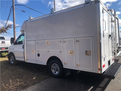 2018 Savana 3500, Service Utility Van #Q58001 - photo 2