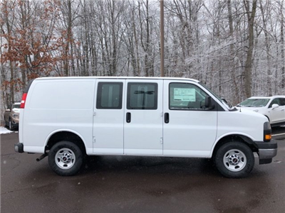 2018 Savana 2500, Cargo Van #Q58013 - photo 9