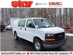 2018 Savana 2500, Cargo Van #Q58013 - photo 1