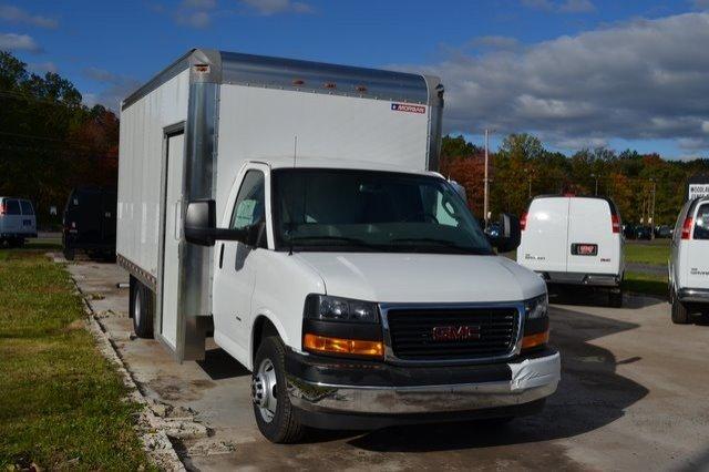 2018 Savana 3500 4x2,  Morgan City Max Aluminum Cutaway Van #Q58028 - photo 6