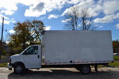 2018 Savana 3500 4x2,  Morgan City Max Aluminum Cutaway Van #Q58028 - photo 3