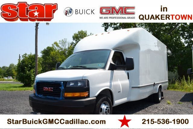 2018 Savana 3500 4x2,  Cutaway Van #Q58038 - photo 1
