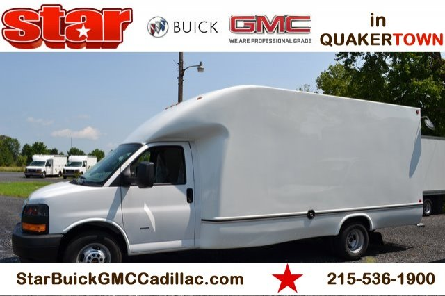 2018 Savana 3500 4x2,  Cutaway Van #Q58038 - photo 3