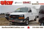 2018 Savana 3500 4x2,  Empty Cargo Van #Q58040 - photo 1