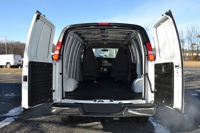 2019 Savana 2500 4x2,  Empty Cargo Van #Q59014 - photo 1
