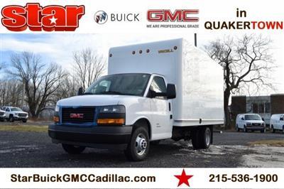 2019 Savana 4500 4x2,  Unicell Classicube Cutaway Van #Q59016 - photo 1