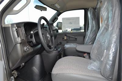 2019 Savana 4500 4x2,  Unicell Classicube Cutaway Van #Q59016 - photo 8