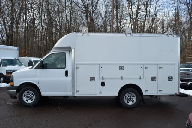 2019 Savana 3500 4x2,  Supreme Service Utility Van #Q59022 - photo 3