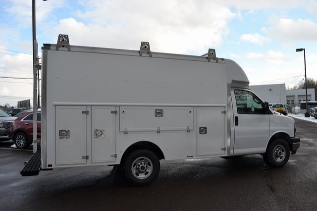 2019 Savana 3500 4x2,  Supreme Service Utility Van #Q59022 - photo 2