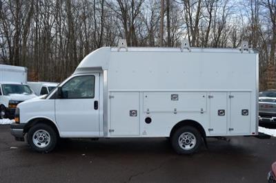 2019 Savana 3500 4x2,  Supreme Service Utility Van #Q59022 - photo 3