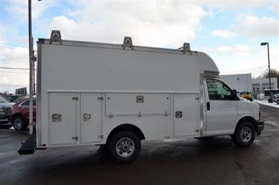 2019 Savana 3500 4x2,  Supreme Service Utility Van #Q59022 - photo 2